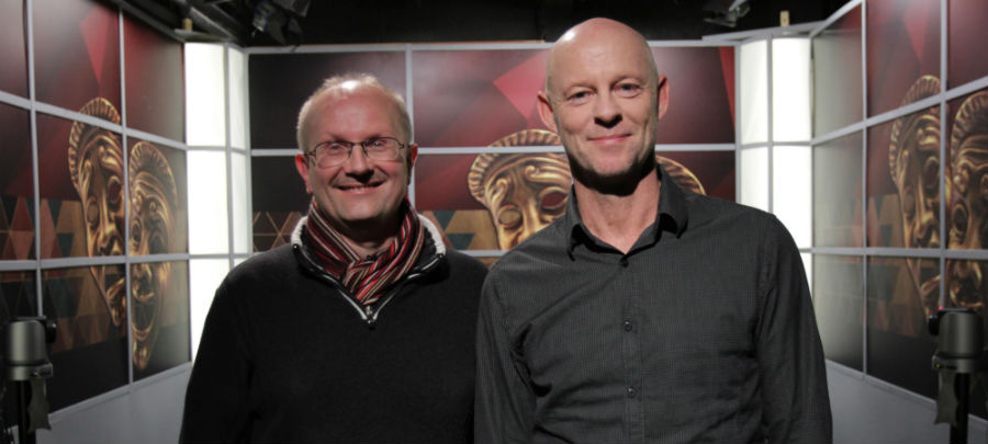Palle Granhøj og Henrik Lyding