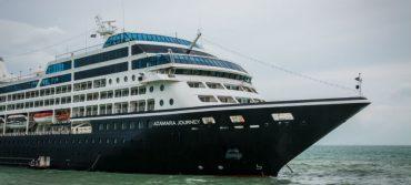 På Tur Til... krydstogt fra Singapore til Hongkong