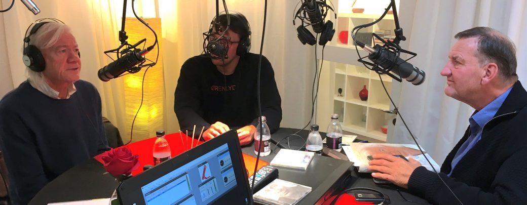 Georg Julin & Jeppe Søe møder Lars Muhl 1-3