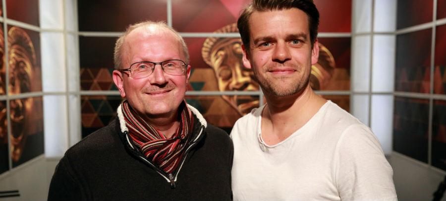Teatermøde - Carsten Svendsen