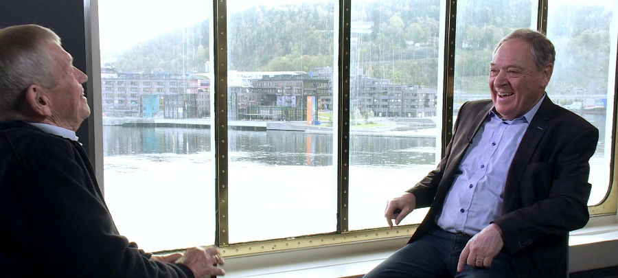 Jørn Hjorting møder - Dario Campeotto
