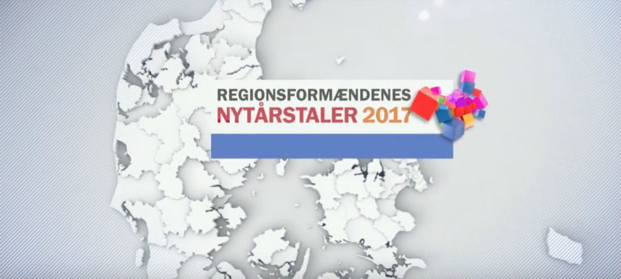 Regionsrådsformændenes nytårstale - Stephanie Lose