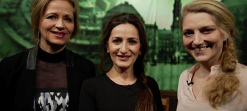Kvinderne fra Borgen - Politik og presse
