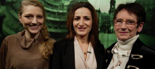 Kvinderne fra Borgen - Udenfor Borgen