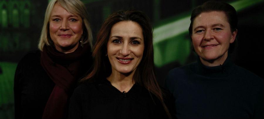 Kvinderne fra Borgen - Ildsjæle og karriere-politikere