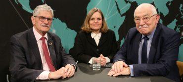Uffe og Mogens om verden (6) - Donald Trump og America first
