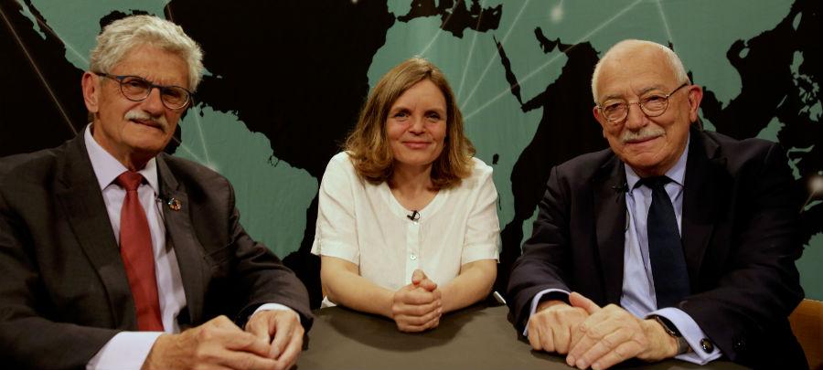 Uffe og Mogens om verden (7) - Krigen i og om Syrien