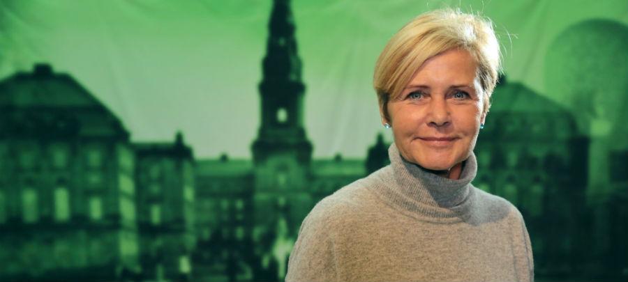 Ministrene fra Borgen - Kulturminister Mette Bock