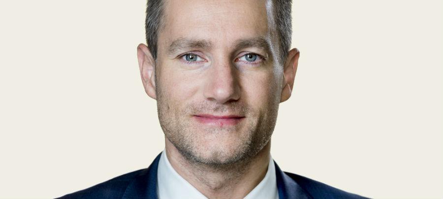 Ministrene fra Borgen - Erhvervsminister Rasmus Jarlov