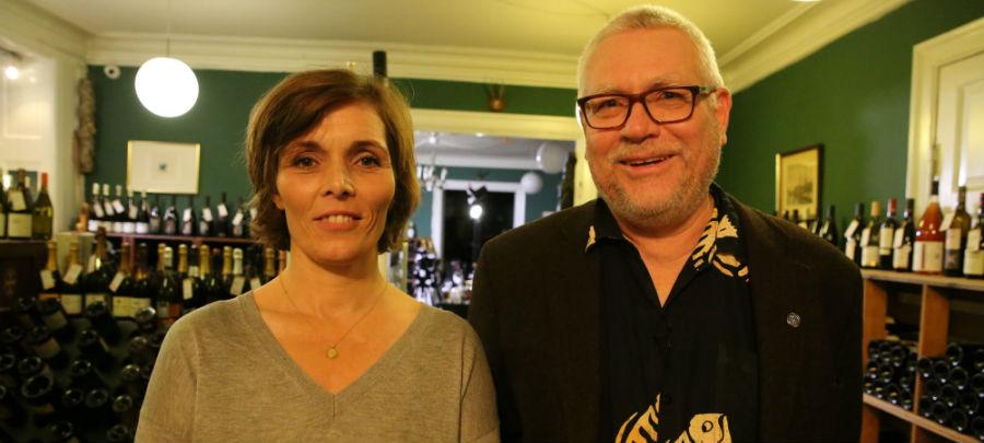 Forfatterne og Europa - Anne Lise Marstrand-Jørgensen