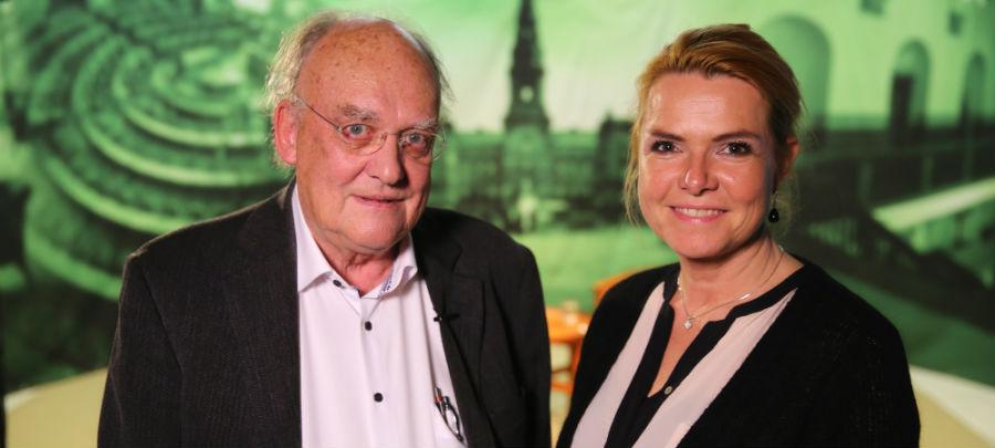 Ministrene fra Borgen - Udlændinge- og integrationsminister Inger Støjberg