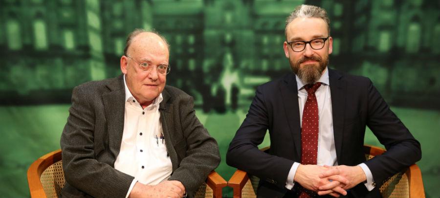 Ministrene fra Borgen - Transport-, bygnings- og boligminister Ole Birk Olesen