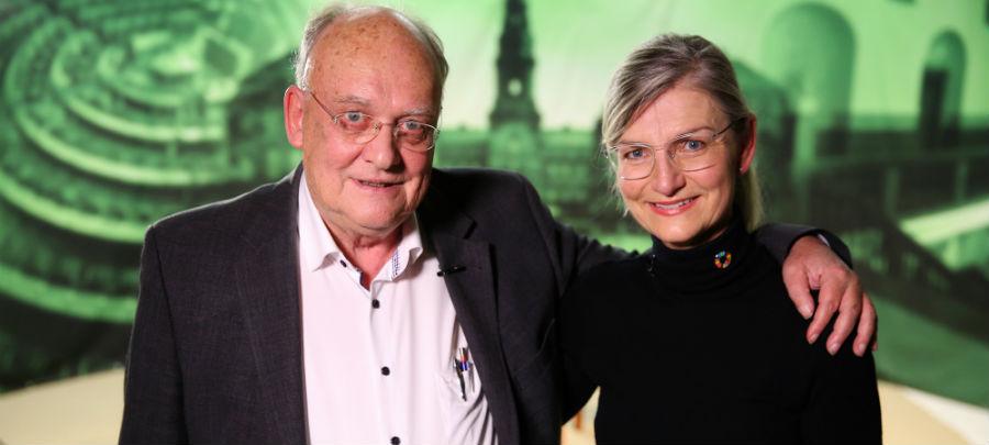Ministrene fra Borgen - Minister for udviklingssamarbejde Ulla Tørnæs