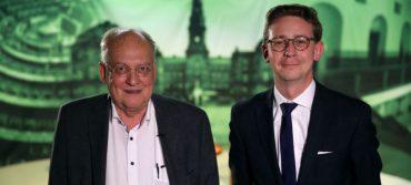 Ministrene fra Borgen - Skatteminister Karsten Lauritzen