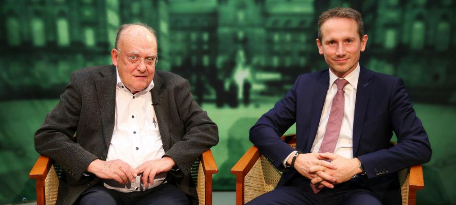 Ministrene fra Borgen - Finansminister Kristian Jensen