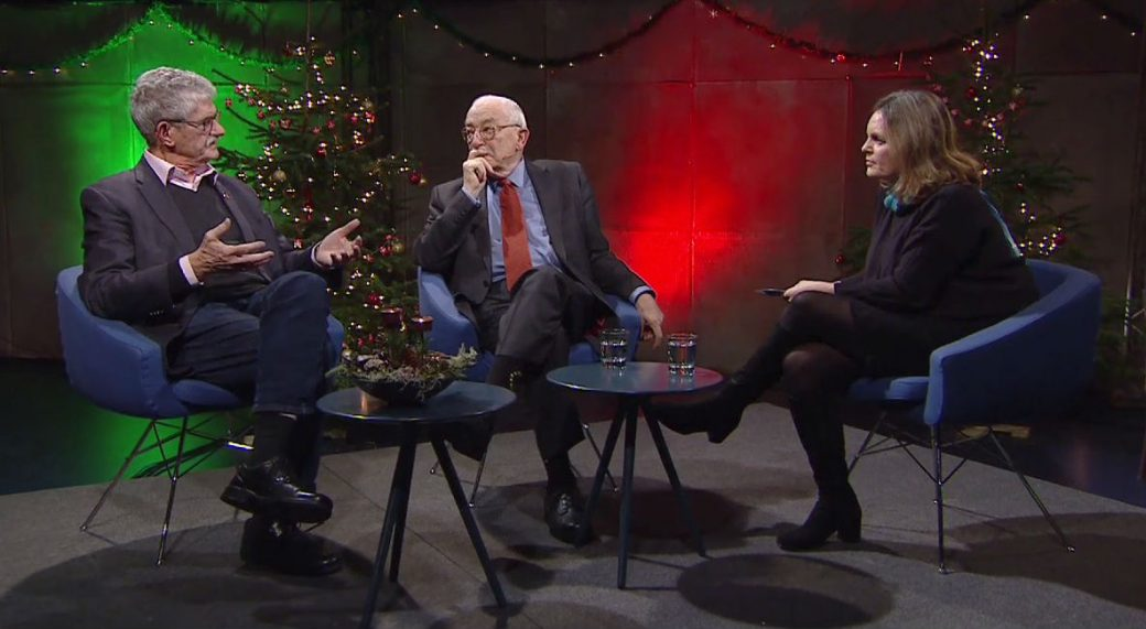 Uffe og Mogens om verden - Status og tilbageblik 2018