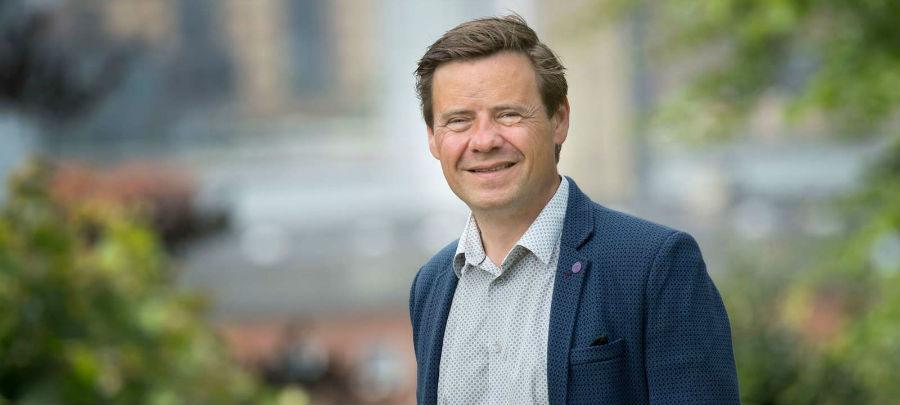 Borgmestrenes nytårstale - Thomas Kastrup-Larsen, Aalborg