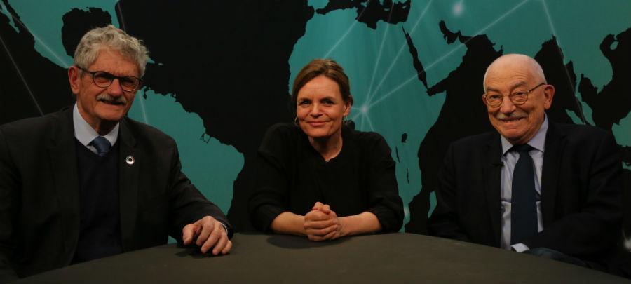 Uffe og Mogens om verden - Opbrud i EU's pæne facade