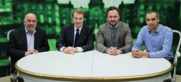 Før valget - med Jørgensen og Messerschmidt (5) - Dansk Folkeparti og Socialdemokratiet