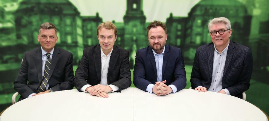Før valget - med Jørgensen og Messerschmidt (7) - Venstre og Socialistisk Folkeparti