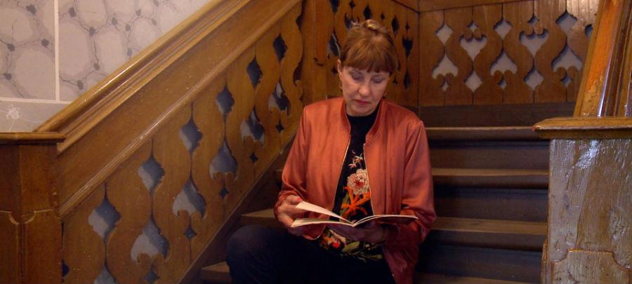 "Mais Litteraturkanon - Ida Jessen - ""Det første jeg tænker på"""