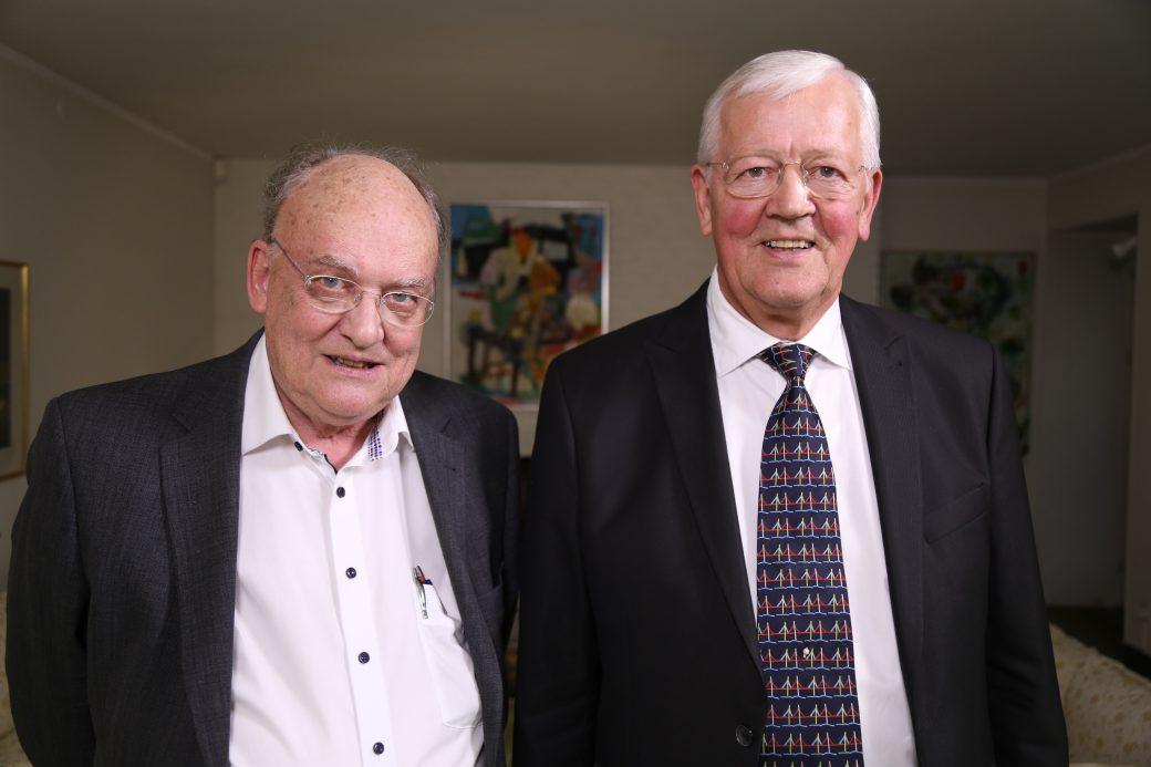 De politiske sværvægtere - Henning Dyremose