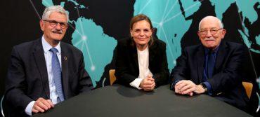 Uffe og Mogens om verden - EU's sikkerhedspolitik- og udenrigspolitik