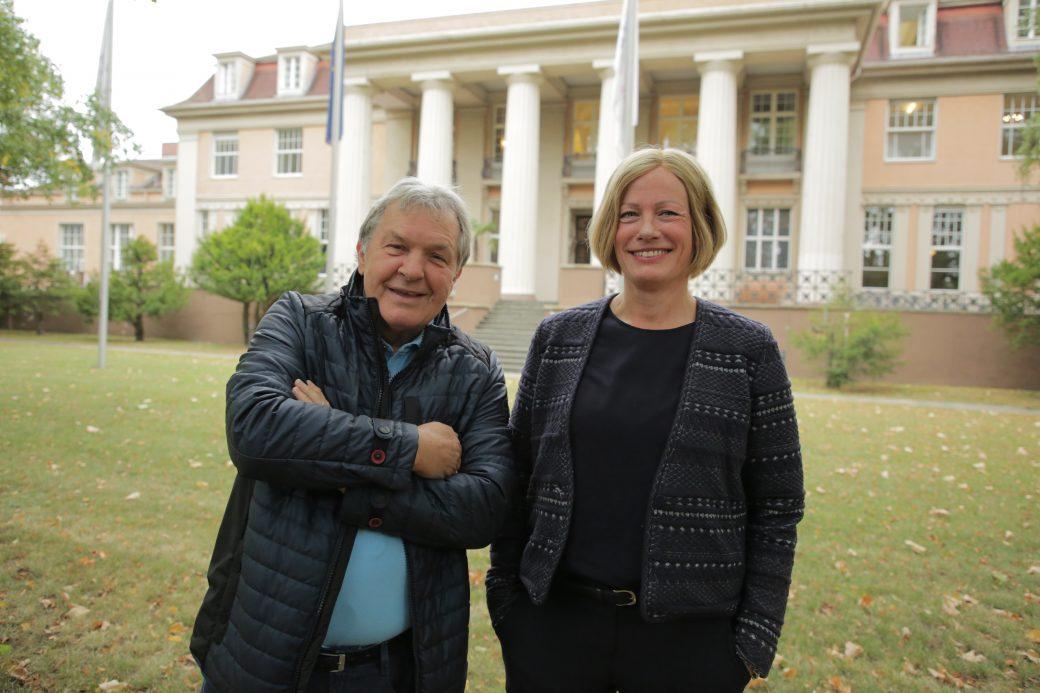 30-året for Berlinmurens fald - Birgit Stöber