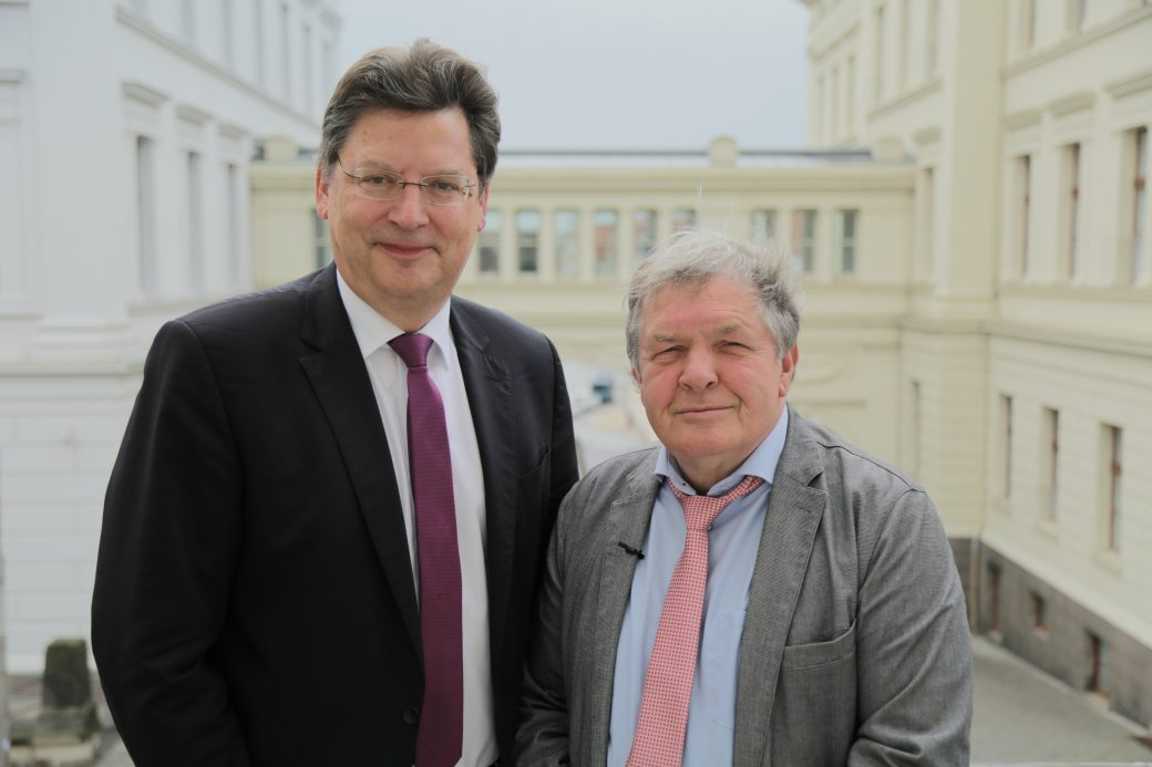30-året for Berlinmurens fald - Reinhard Meyer