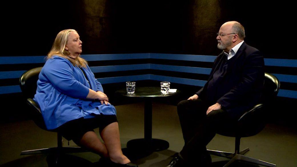 Samtale! Med Lisbeth Knudsen