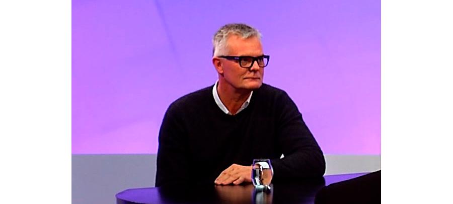 Georg Julin møder - Morten Aagaard