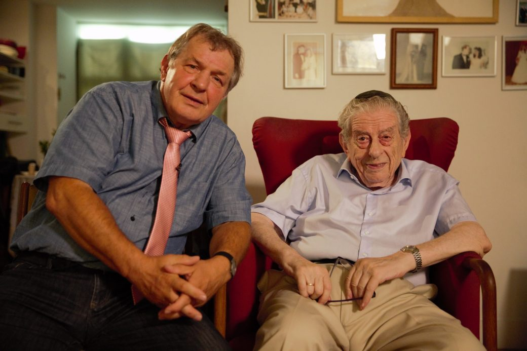 Dansk-tysk med Matlok - Bent Melchior, 75-året for de danske jøders redning