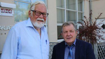 Dansk-tysk med Matlok - Hans Kirchhoff, 75-året for de danske jøders redning