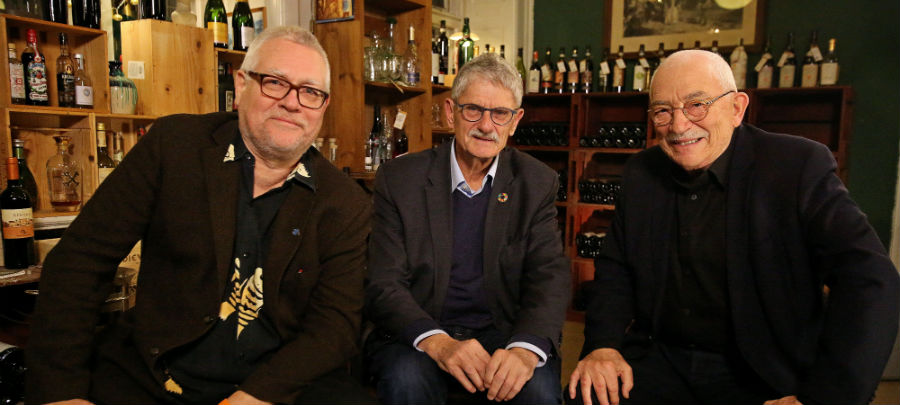 Forfatterne og Europa - Uffe Ellemann og Mogens Lykketoft