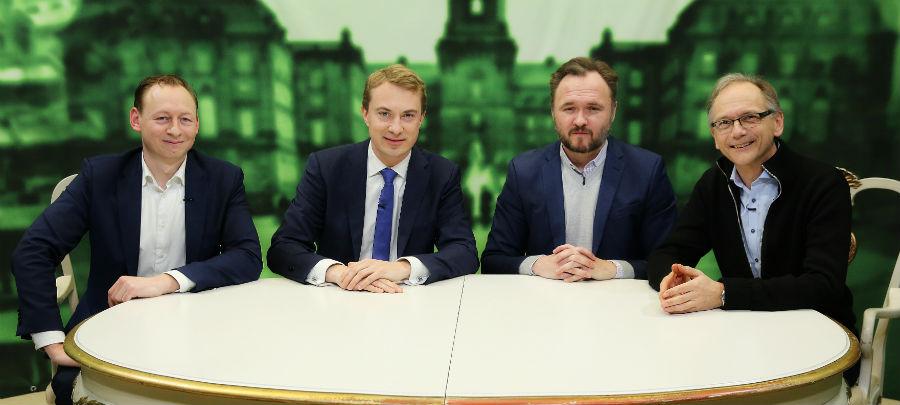 Før valget - med Jørgensen og Messerschmidt (3) - Kristendemokraterne og Det Konservative Folkeparti