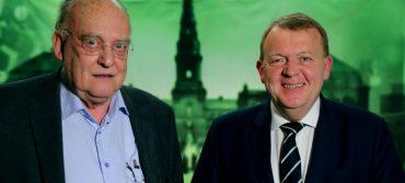 Ministrene fra Borgen - Statsminister Lars Løkke Rasmussen