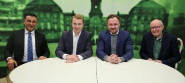 Før valget - med Jørgensen og Messerschmidt (8) - Det Konservative Folkeparti og Enhedslisten