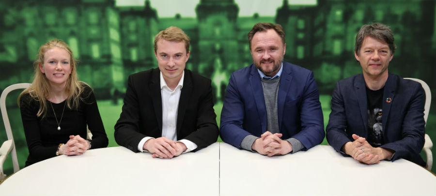 Før valget - med Jørgensen og Messerschmidt (15) Det Konservative Folkeparti og Alternativet
