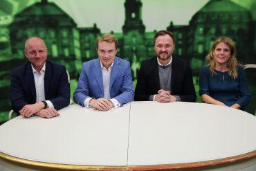 Før valget - med Jørgensen og Messerschmidt (13) - Venstre og SF