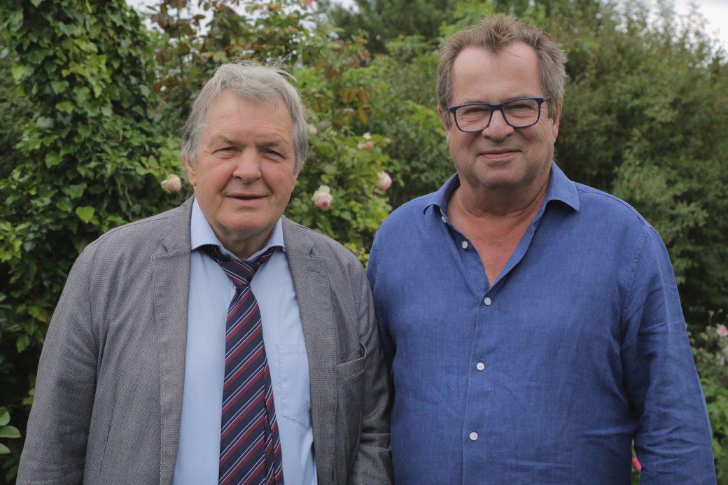 Dansk-tysk med Matlok - Steen Bille