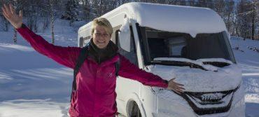 Anne-Vibeke rejser - Rauland